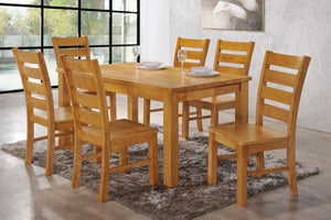 Washington 6' Dining Set