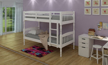 Load image into Gallery viewer, Alex bunk beds in grey