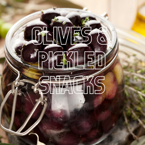 Olives & Pickled Snacks