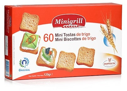 Minigrill Regular Mini Toast