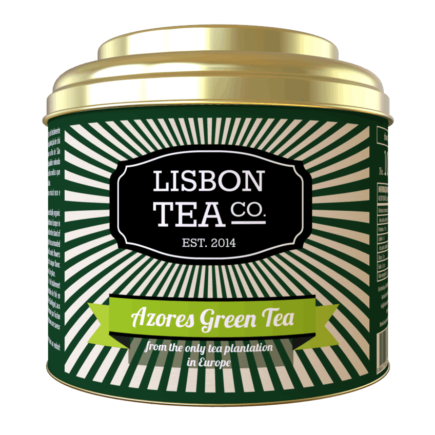 Lisbon Tea Co. Azores Green Tea