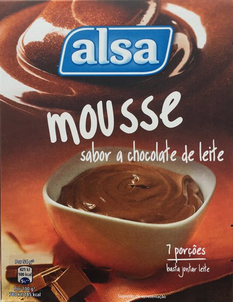 Alsa Milk Chocolate Mousse