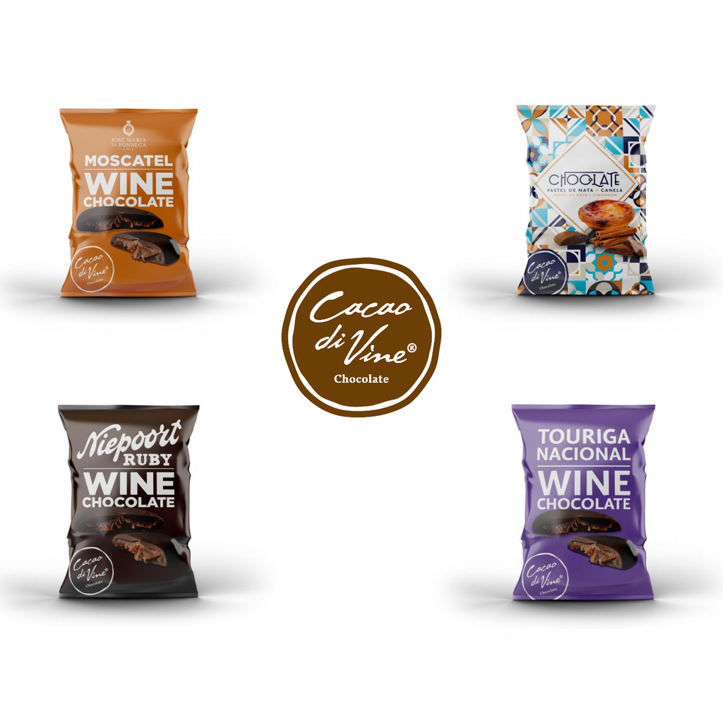 Cacao Divine Variety Pack