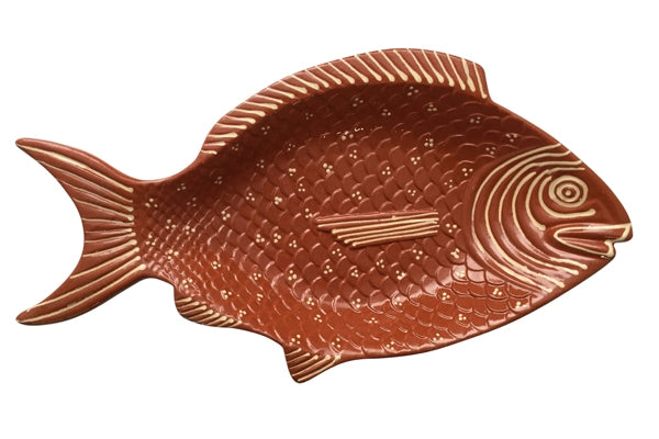 Portugalia Marketplace  Traditional Fish Serving Platter