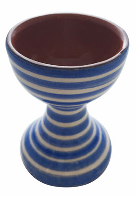 Portugalia Hand-Painted Egg Holder - Blue