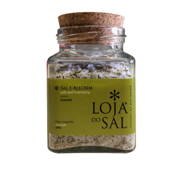 Loja Do Sal  Salt and Rosemary