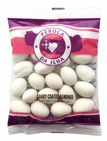 Perola Da Ilha Candy Coated Almonds