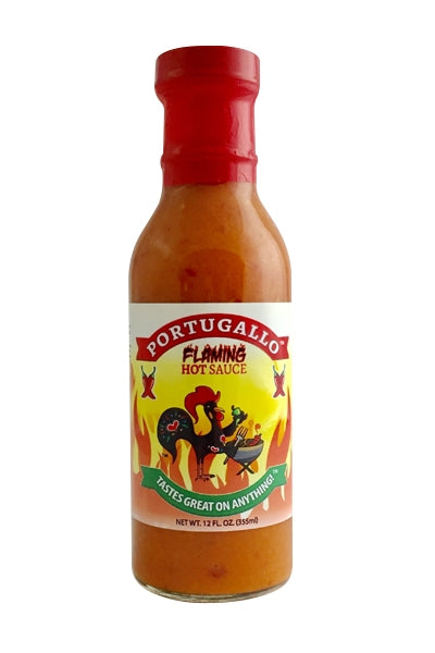 Portugallo Flaming Hot Sauce