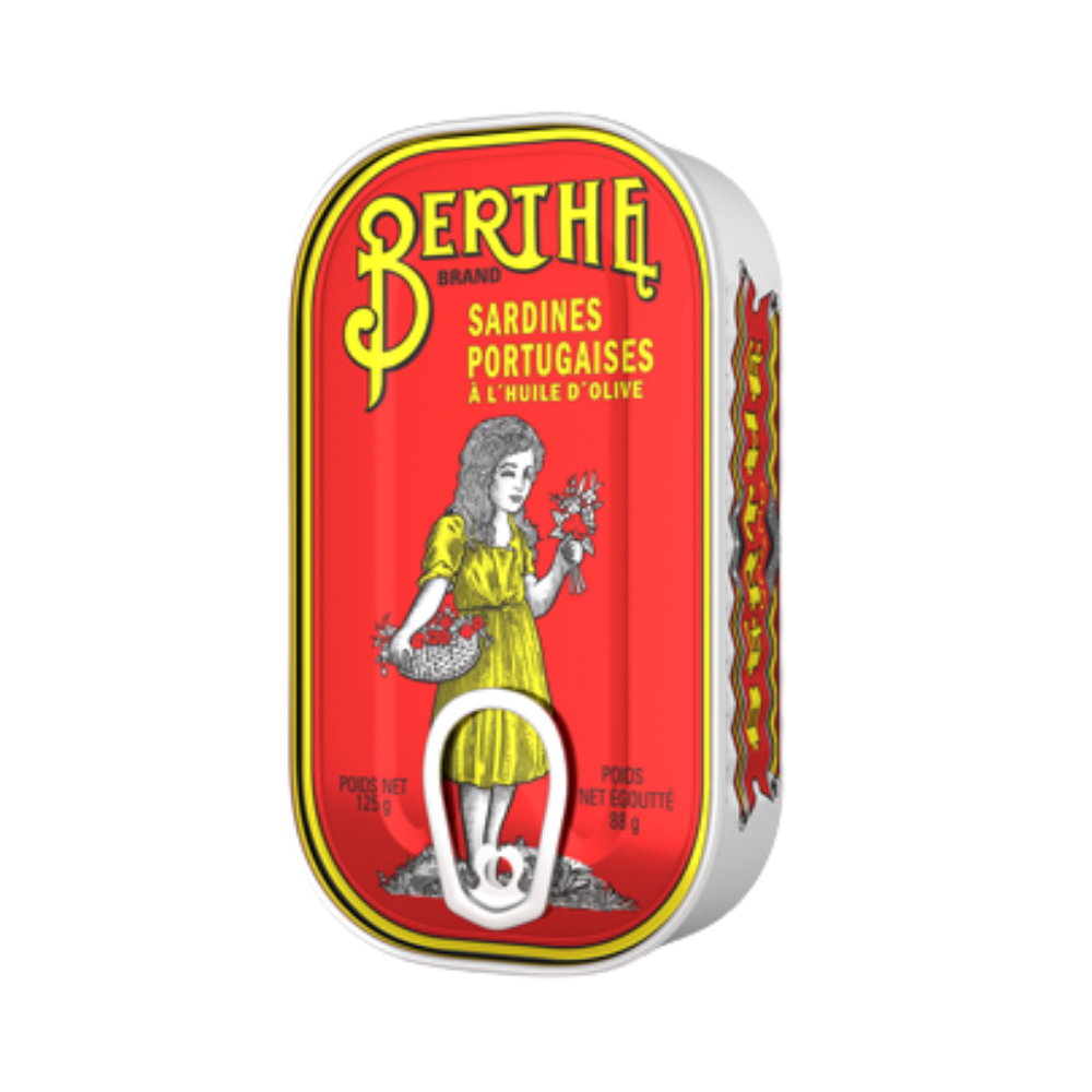 Berthe Sardines in Olive Oil