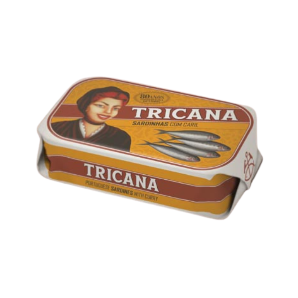 Tricana Sardines with Curry