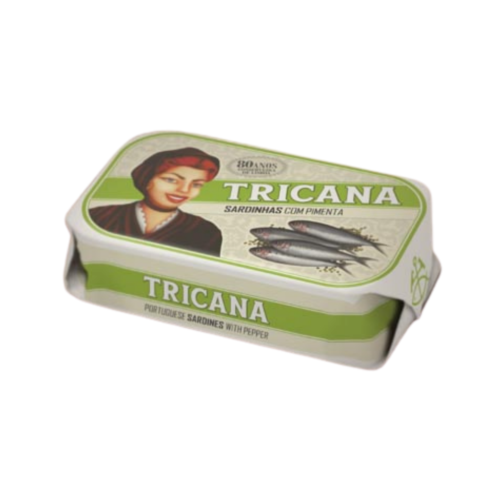 Tricana Sardines with Peppers