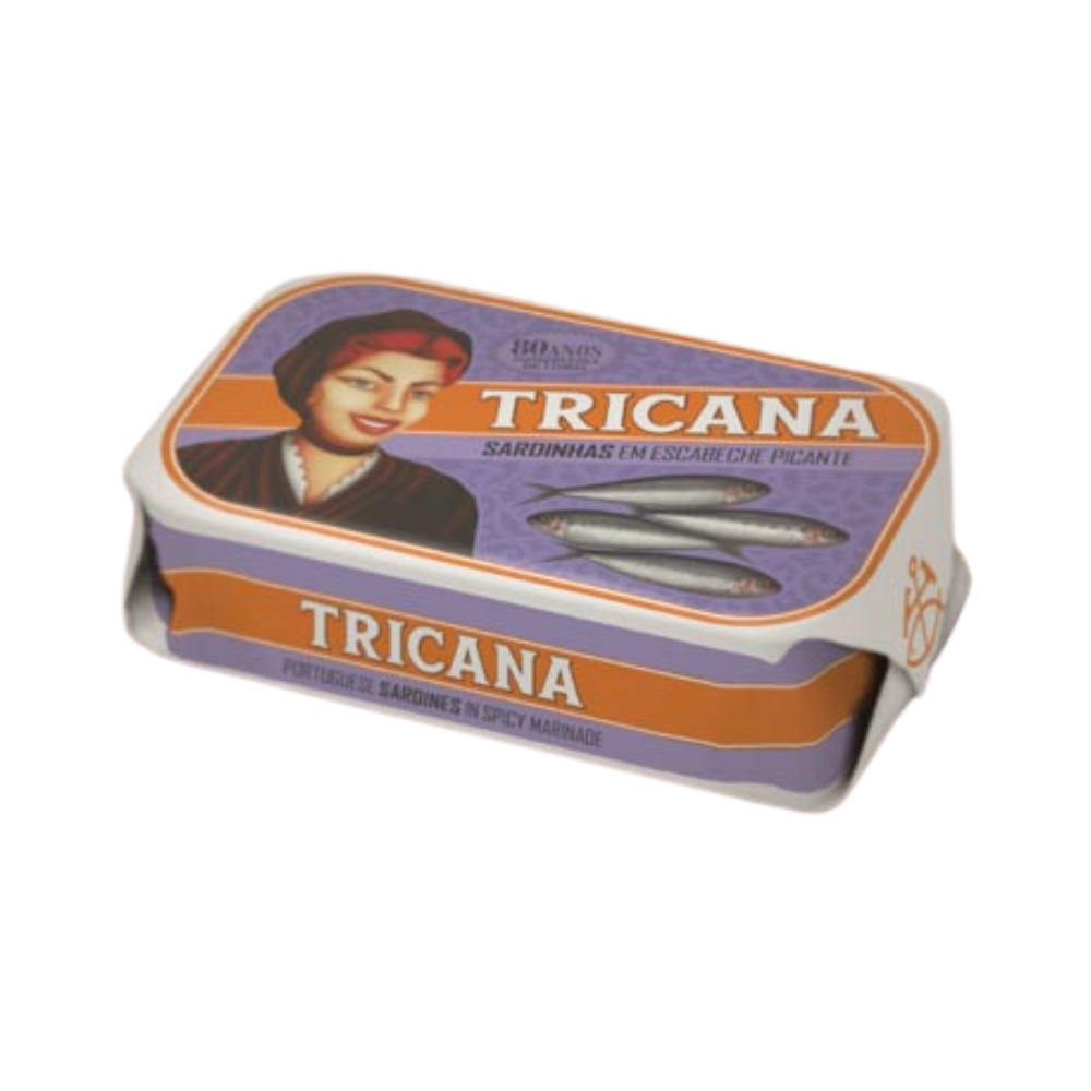 Tricana Sardines in Spicy Marinade
