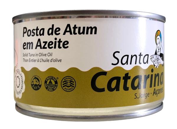 Santa Catarina Solid Tuna in Olive Oil