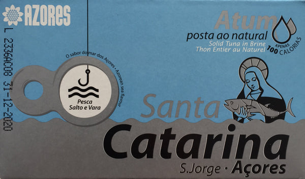 Santa Catarina Solid Tuna in Brine