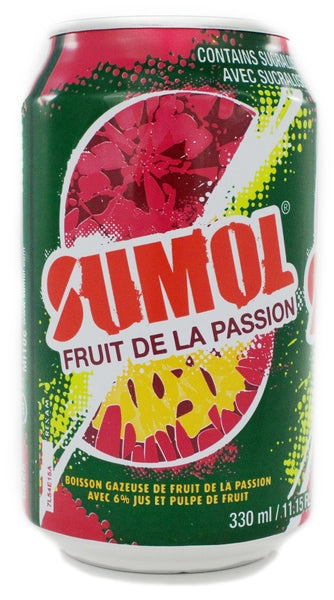 Sumol Passion Fruit 6x330ml