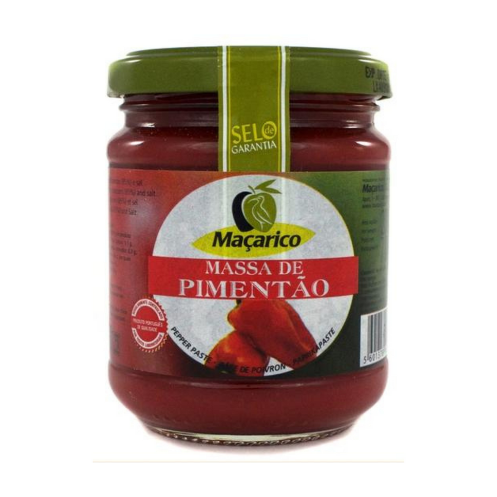 Maçarico Red Pepper Cooking Paste