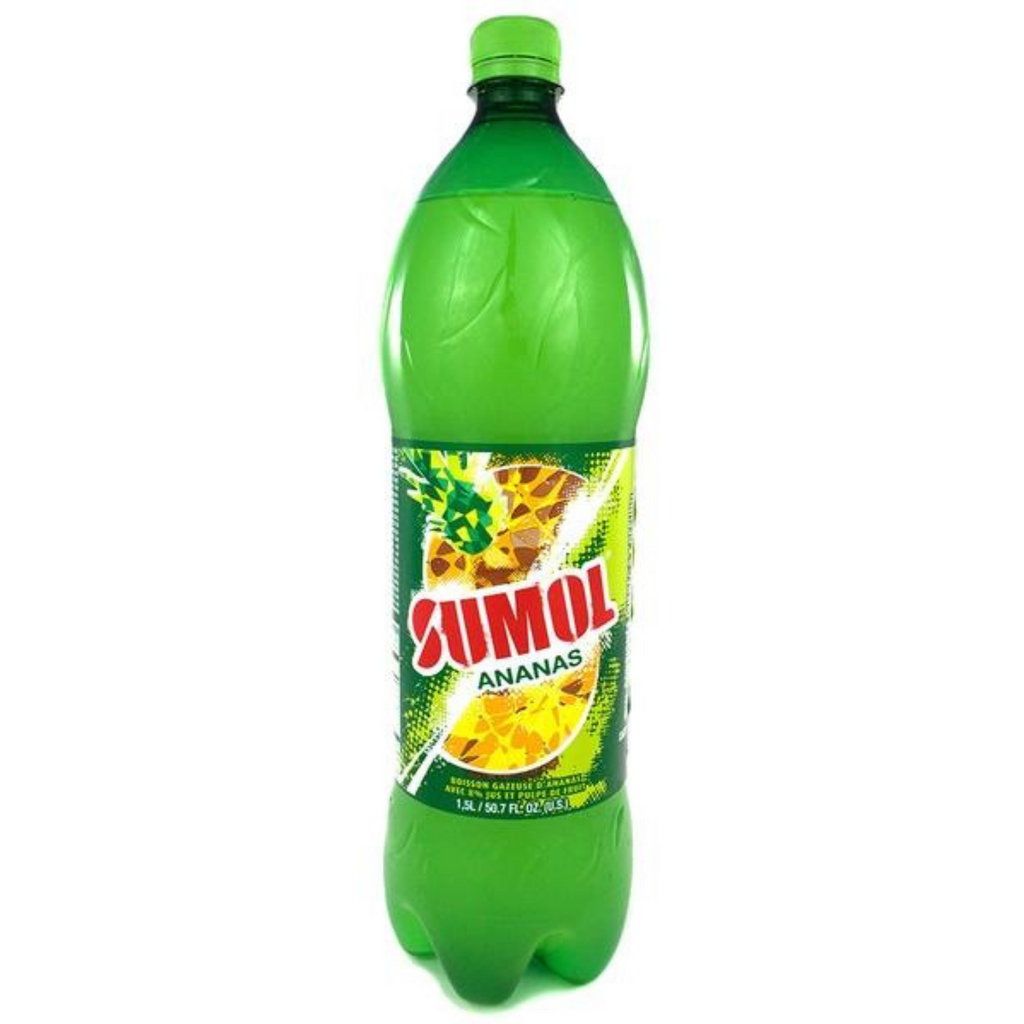 Sumol Pineaple Bottle