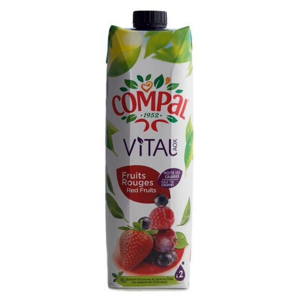 Compal Vital Red Fruits