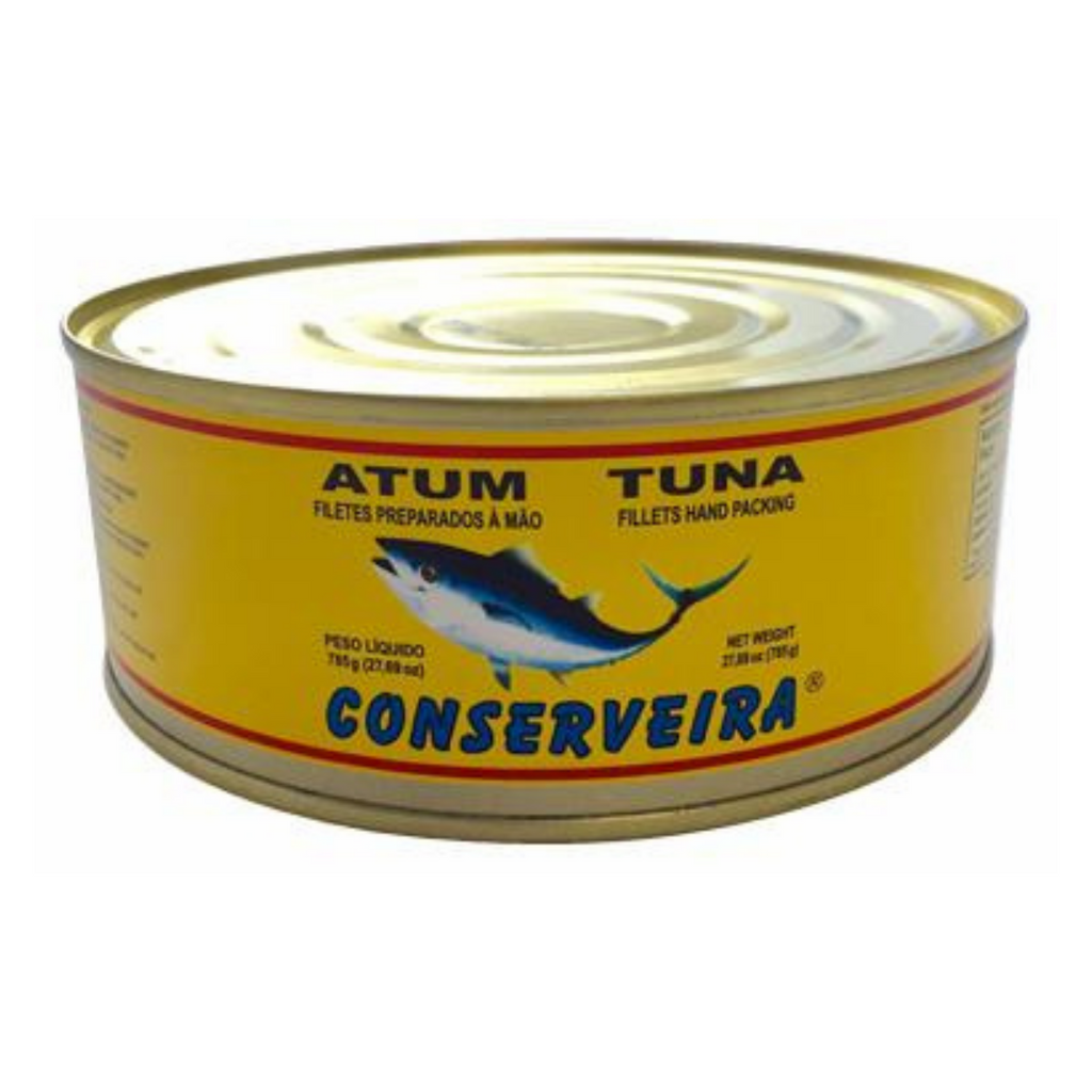 Conserveira Tuna Fillets in Vegetable Oil