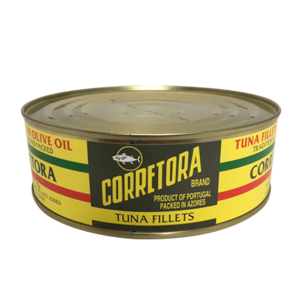 Corretora Tuna Fillets in Olive Oil