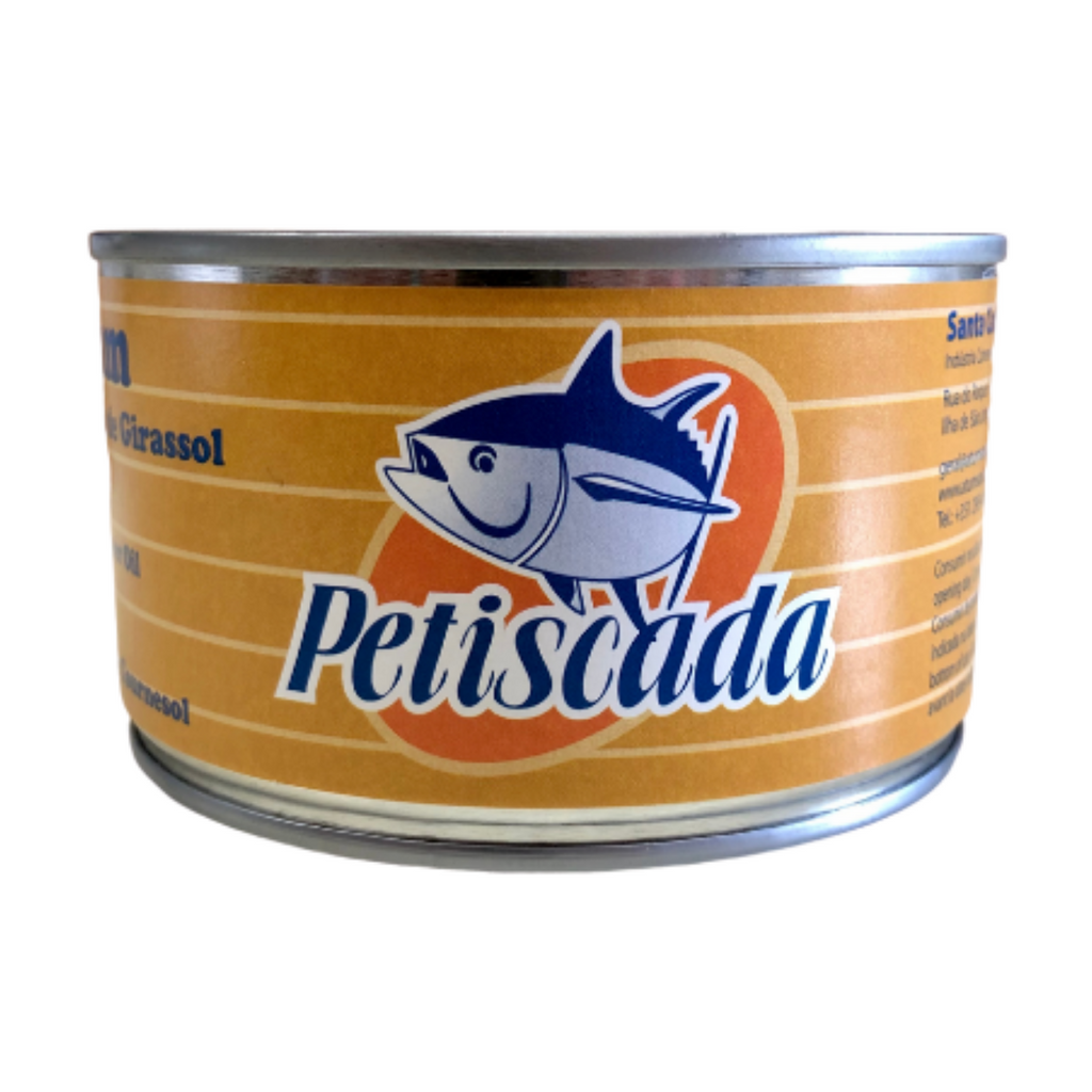 Petiscada Tuna in Sunflower Oil - 375g