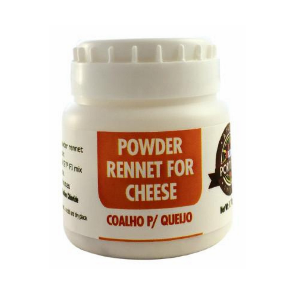 A Taste of Portugal  Rennet Powder For Cheese - 50g