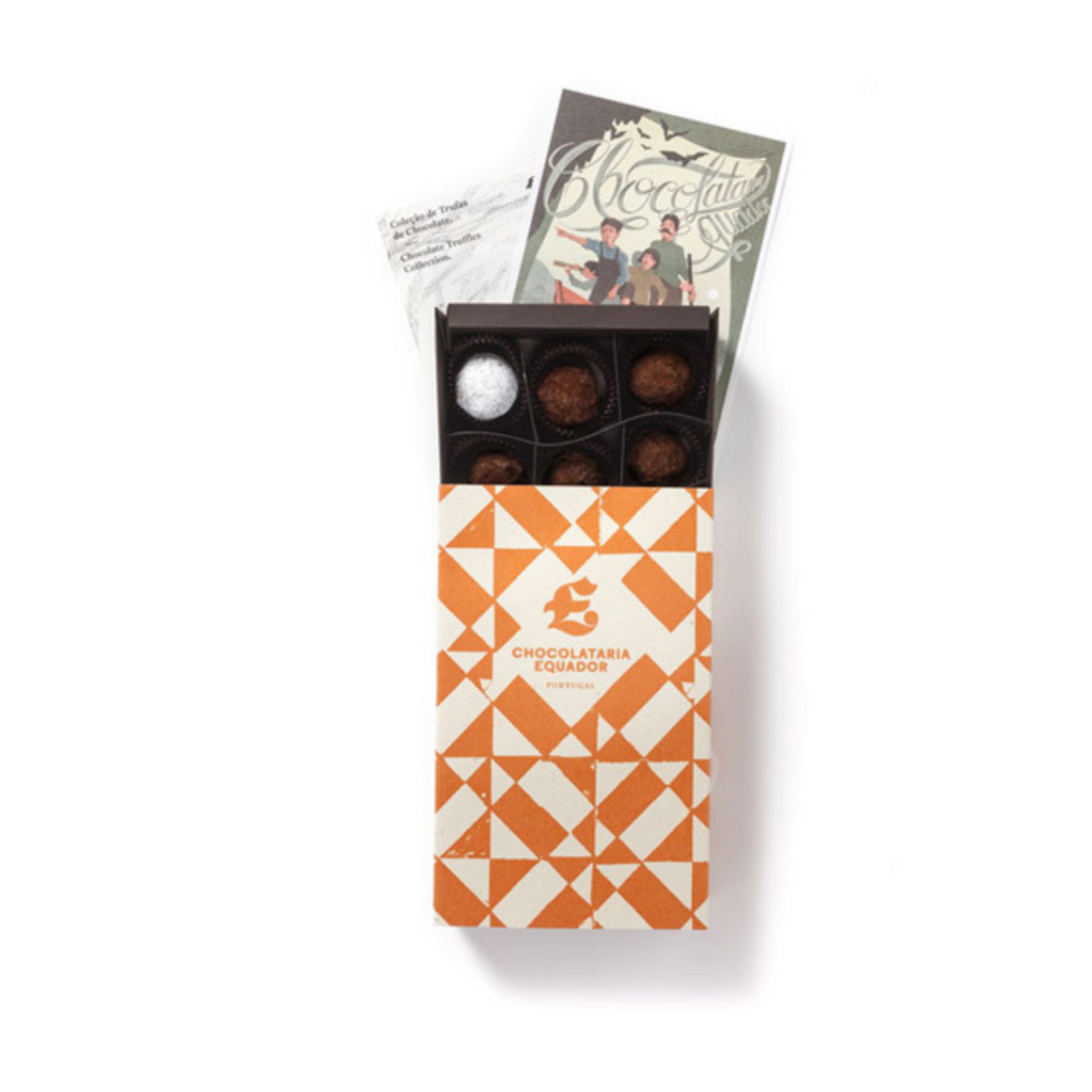 Chocolataria Equador - Box 12 Truffles