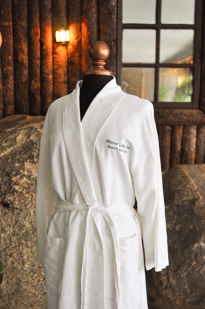 Mirror Lake Inn Spa Robe