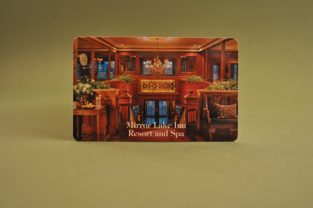 Mirror Lake Inn Gift Card