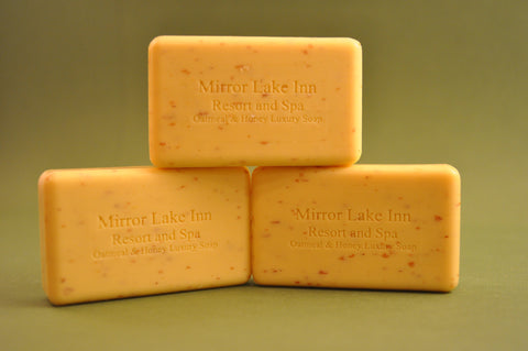 Mirror Lake Inn Oatmeal Soap