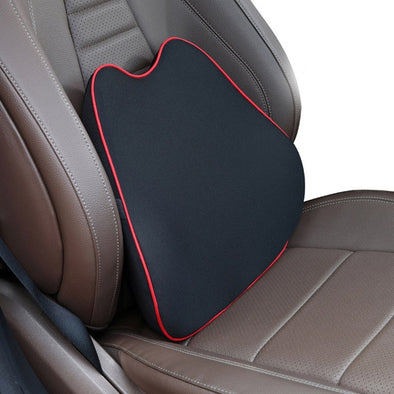 Car Seat Lumbar Support Back Pillow