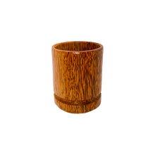 Load image into Gallery viewer, Coconut Wood Cup