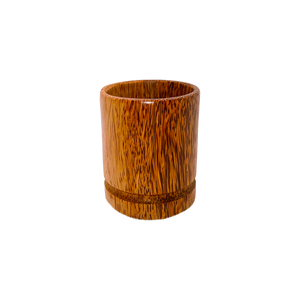 Coconut Wood Cup