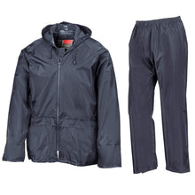 Load image into Gallery viewer, Romano 100% Waterproof Heavy Duty Rain Coat Men with Jacket and Pant romanonx.com