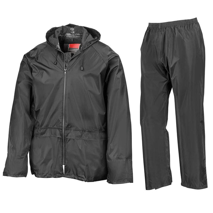 Romano 100% Waterproof Heavy Duty Rain Coat Men with Jacket and Pant romanonx.com Medium