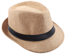 Load image into Gallery viewer, Romano Men's Hat romanonx.com Beige Free Size