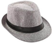 Load image into Gallery viewer, Romano Men's Hat romanonx.com Grey Free Size