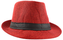 Load image into Gallery viewer, Romano Men's Hat romanonx.com Red Free Size