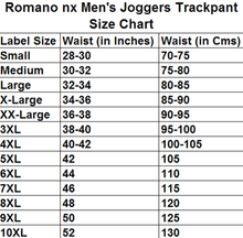 Load image into Gallery viewer, Romano nx 100% Cotton Men's Joggers Trackpant in 6 Colors romanonx.com