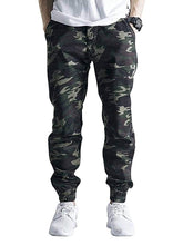 Load image into Gallery viewer, Romano nx 100% Cotton Men's Joggers Trackpant in 6 Colors romanonx.com Camouflage 10XL