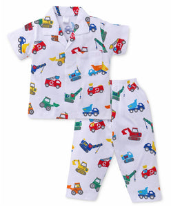 Romano nx 100% Cotton Night Suit for Boys Night Wear Pyjama Set romanonx.com