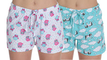 Load image into Gallery viewer, Romano nx 100% Cotton Shorts for Woman - Combo (Pack of 2) romanonx.com