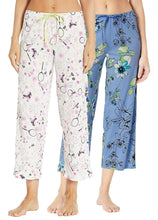 Load image into Gallery viewer, Romano nx 100% Cotton Women Capris Combo (Pack of 2) romanonx.com