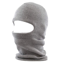 Load image into Gallery viewer, Romano nx 100% Woollen Monkey Cap for Men in 8 Colors romanonx.com Grey