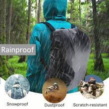 Load image into Gallery viewer, Romano nx 50 Ltrs Waterproof Rain Cover for Backpack and Bags With Pouch Protects from Rain Mud Dirt romanonx.com