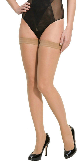 Romano nx Best Quality High-Demand Beige Long Stocking (2pc Value Pack) romanonx.com
