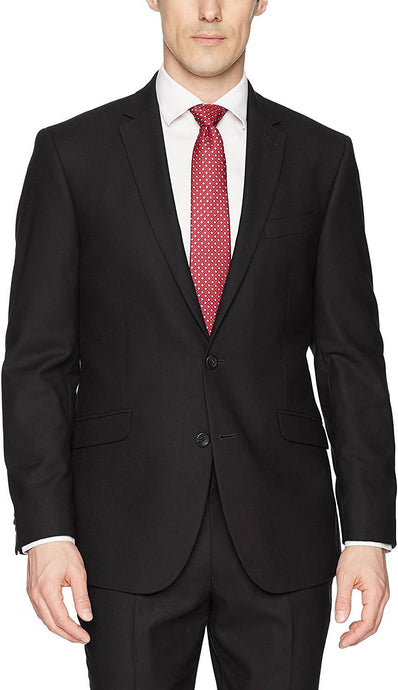 Romano nx Black Formal Blazer for Men 2 Button Slim Fit romanonx.com