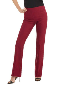 Romano nx Comfort Stretchable Jeggings for Womens in 28 Colors Apparel Romano Burgundy 28