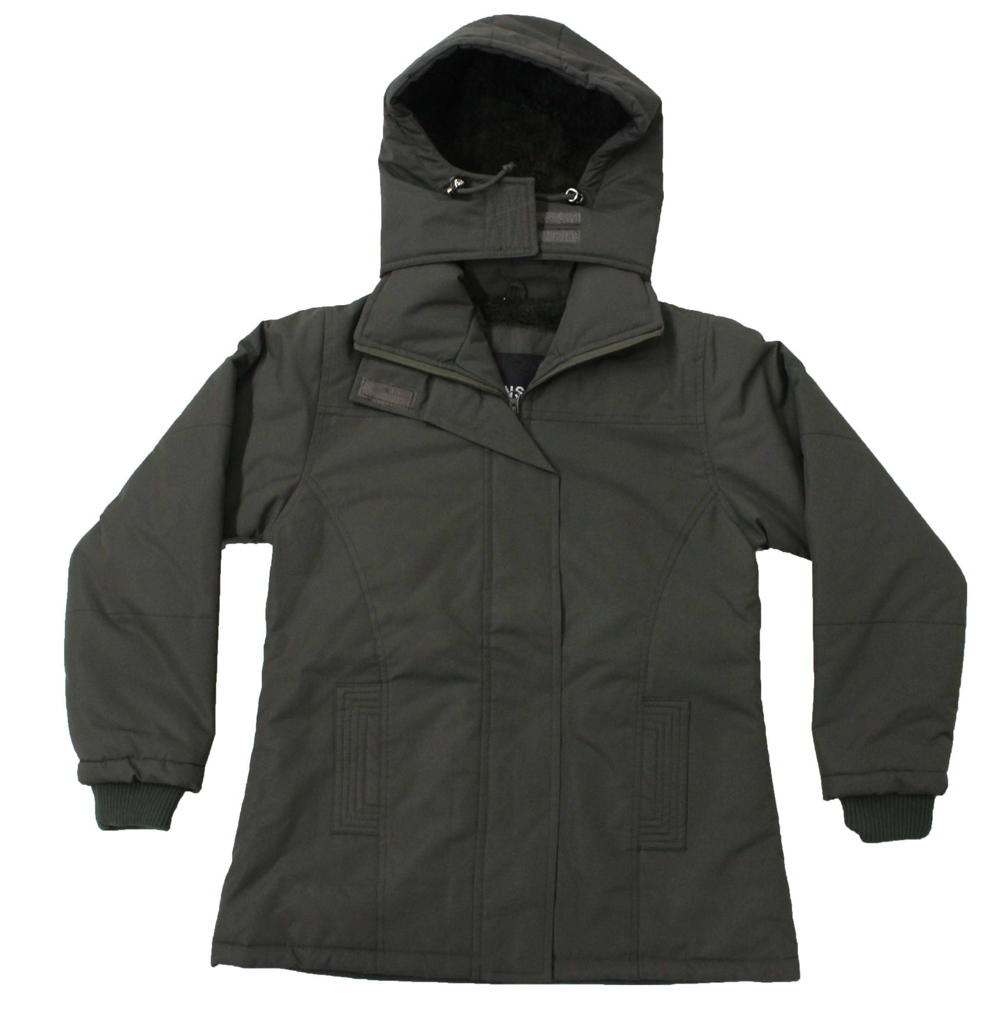 Romano nx Girl's Green Water Wind Snow Resistant Jacket With Hood romanonx.com
