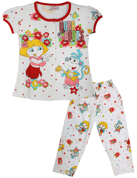 Romano nx Girls' Pyjama & Top romanonx.com 10-11 Years